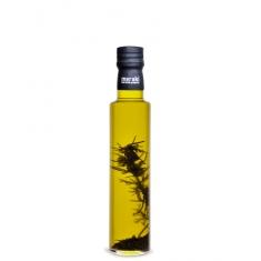 Organic extra virgin olive oil with rosemary PGI Lakonia 250ml