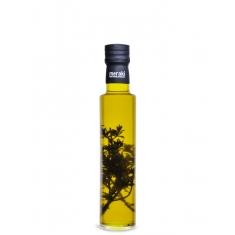 Organic extra virgin olive oil with thyme PGI Lakonia 250ml