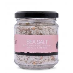 Meraki sea salt with organic tomato,garlic & herbs 190gr