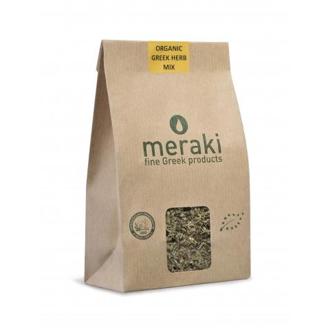 Meraki Organic Salad mix 50gr