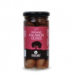 Organic Kalamon Olives